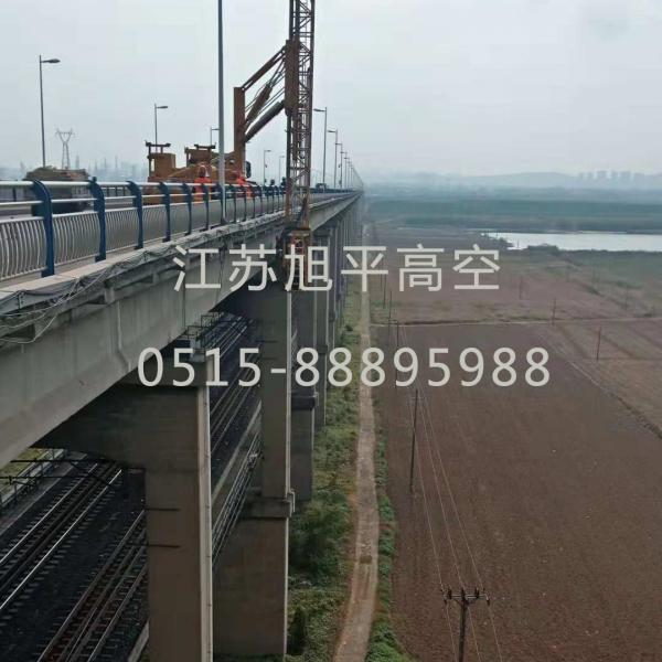 淮河大桥维修工程